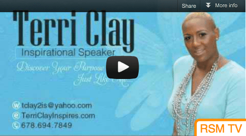 How to Create a Vision for Your Life: Interview w/ Author & Speaker Terri L. Clay