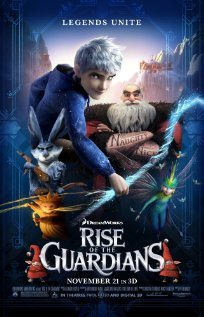 Rise of the Guardians Best Movie of the Holiday Season