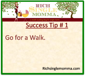 Single Mom Success Tips For Physical Success