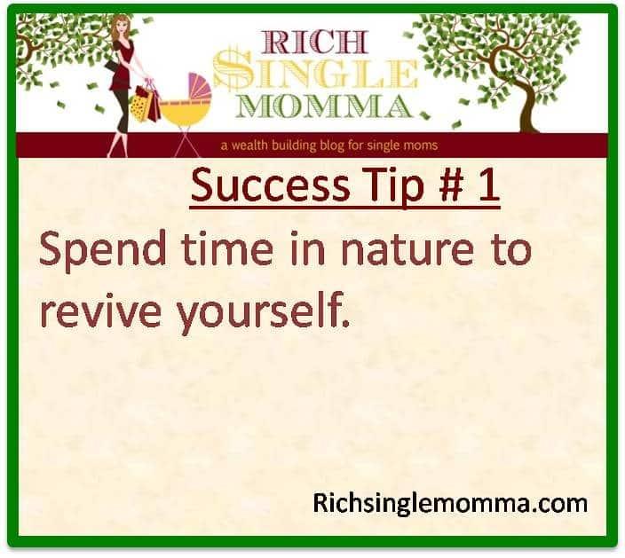 Single Mom Success Tips For Self-Care