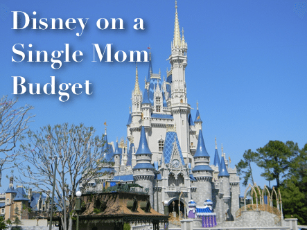 Disney on a Single Mom Budget, Part 2