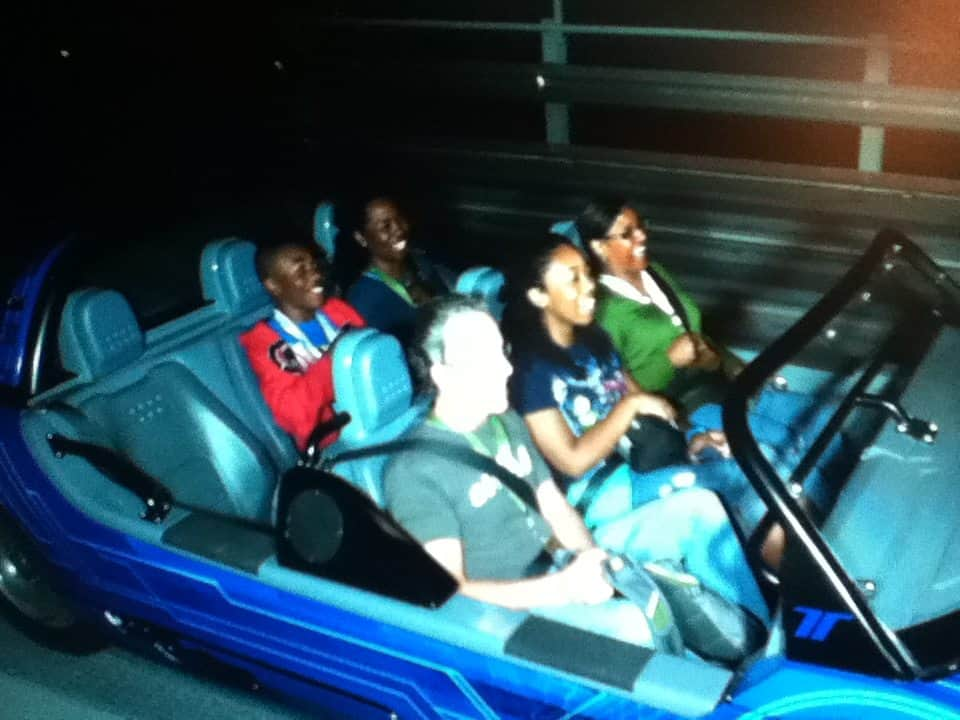 The Chevrolet Test Track Experience at Disney's Epcot