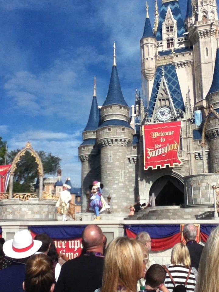 RichSingleMomma Visits the New Fantasyland at Disney World