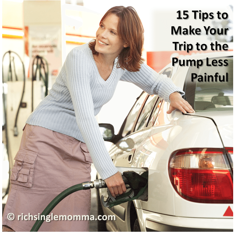 15 Tips to Make Your Trip to the Pump Less Painful