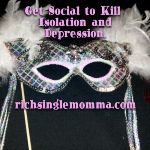 Get Social to Kill Isolation and Depression