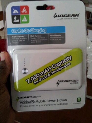 IOGear Mobile Charger Review