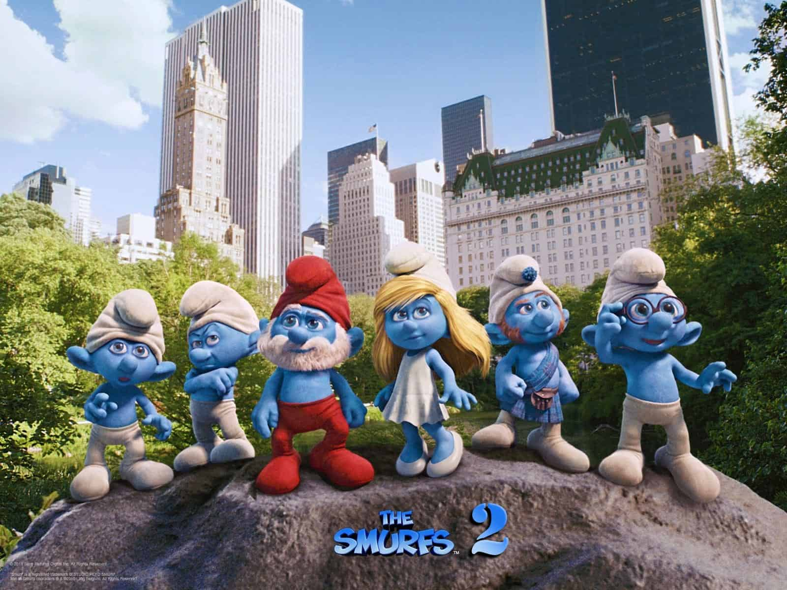 "Smurfs 2 Movie is Smurftastic: A Review of the Movie and Rebuke of the ""Critics"""
