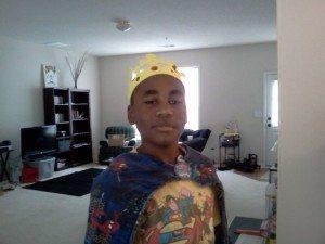 RichSingleMomma.com - The little prince AJ