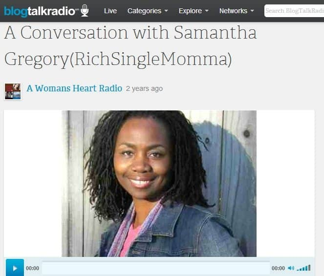 [Podcast] A Conversation with Rich Single Momma