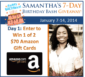You're Invited to My 7-Day Birthday Bash!