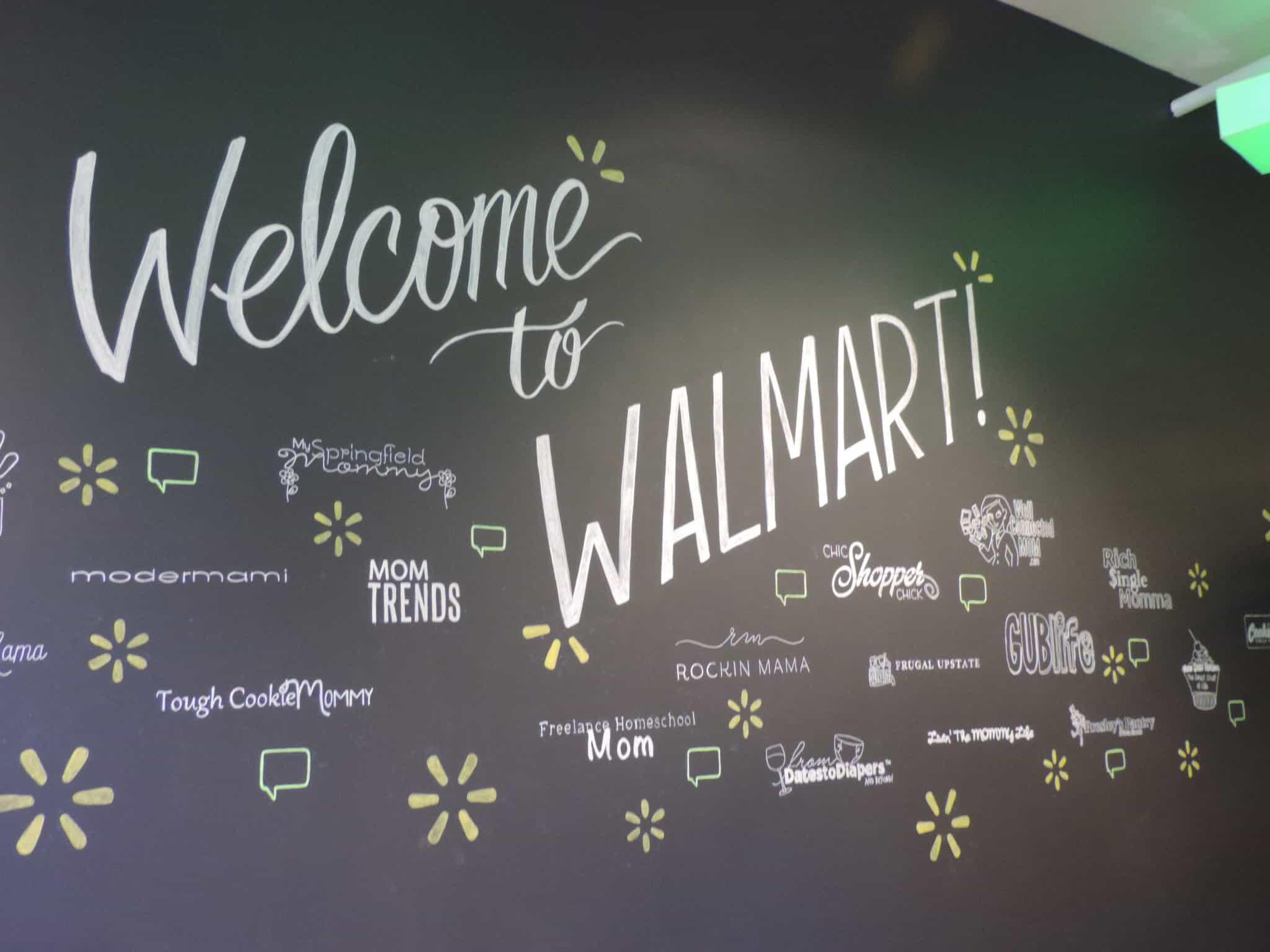 Single Mom California Dreamin' + My Walmart Blogger Day Event