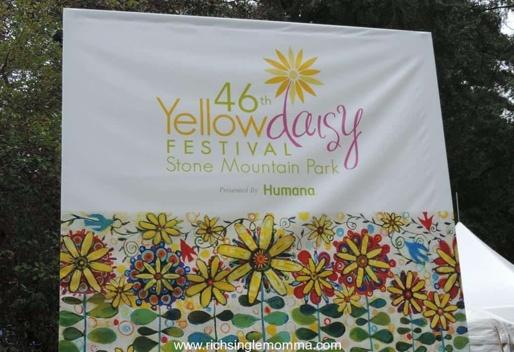 Fun @ Yellow Daisy Festival | Sept 4-7, 2014