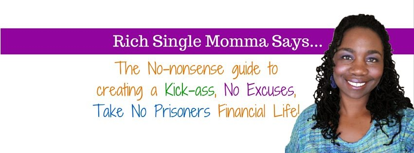 Rich Single Momma Says… Day 2 Get Your Money Mindset Right