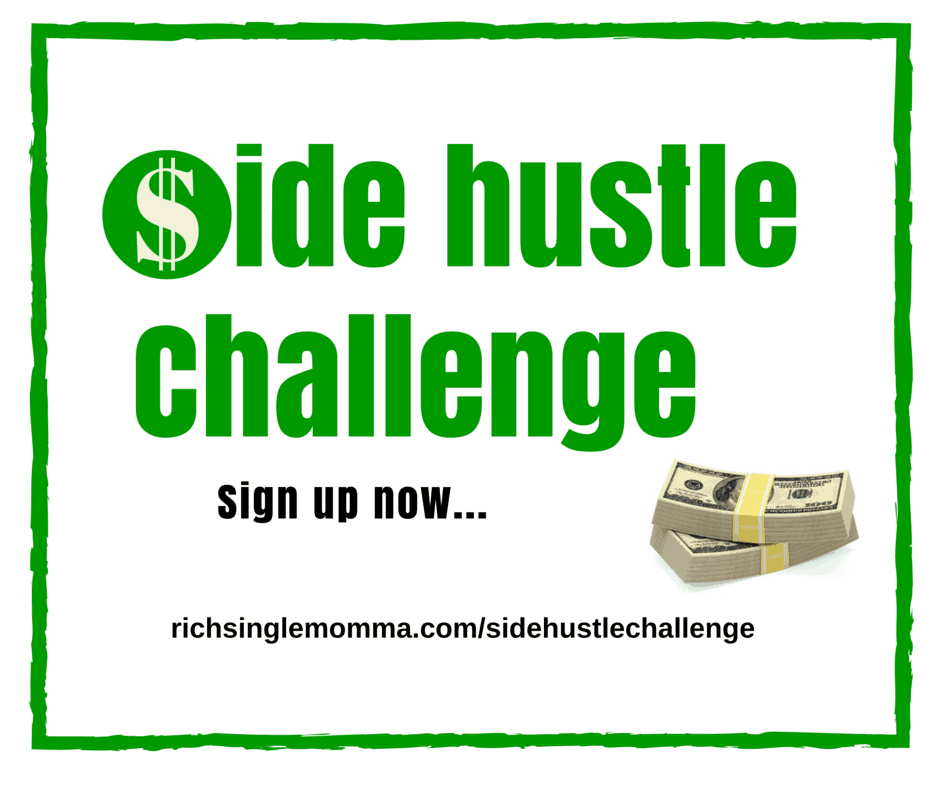 join the Side Hustle Challenge