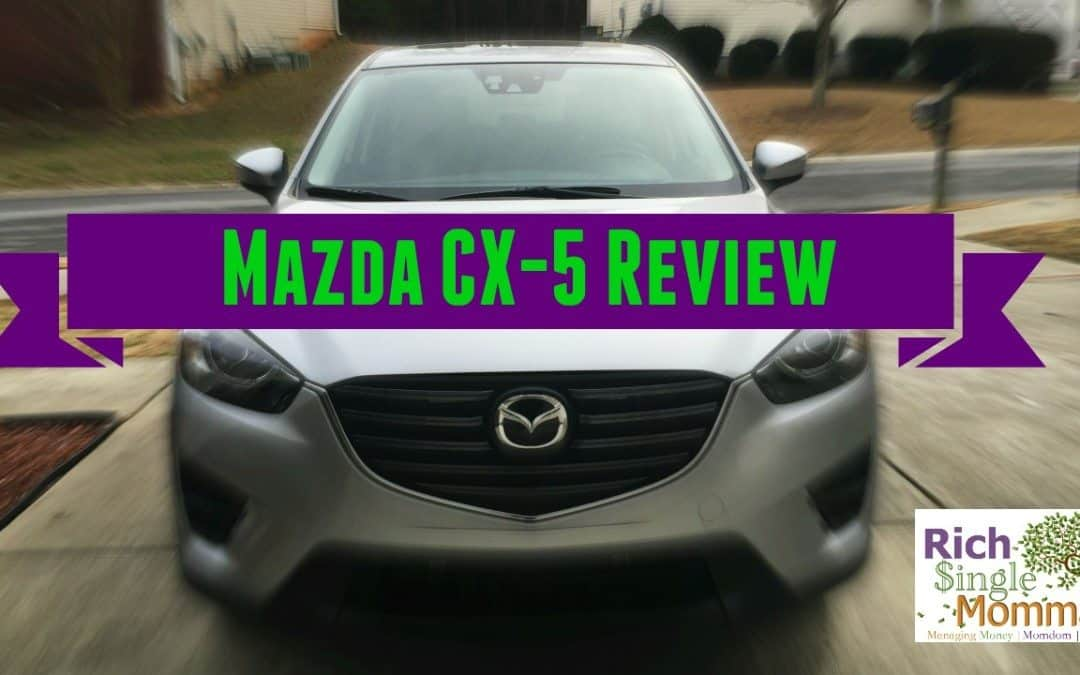 Affordable Cars for Single Moms Series: Mazda CX-5