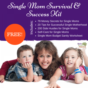 Single Mom Survival & Success Kit