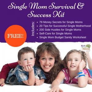 Single Mom Survival & Success Kit