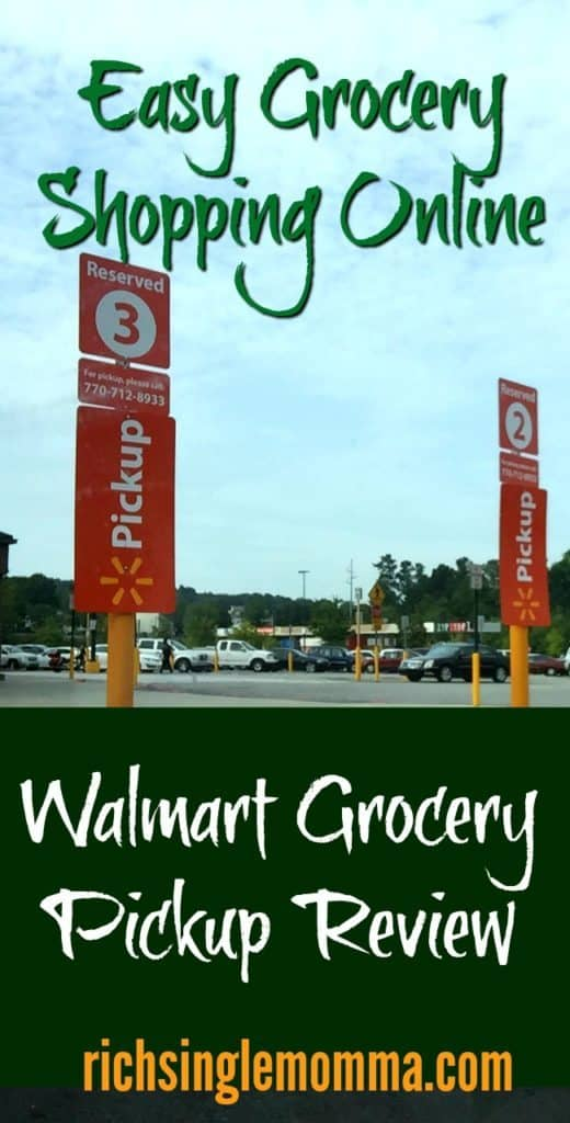 Walmart grocery pickup coupon code