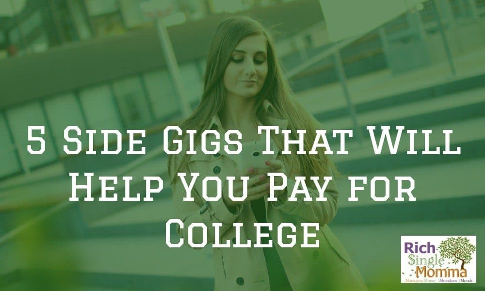 5 Side Gigs That Will Help You Pay for College