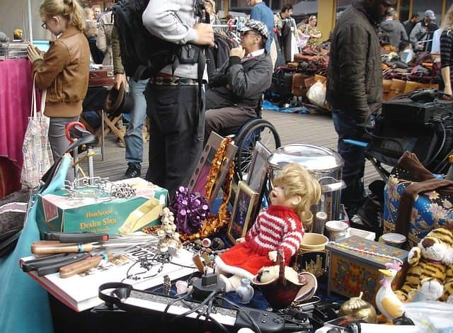 5 Side Gigs That Will Help You Pay for College sale junk at yard sale to make extra money from home for single moms who need cash quickly