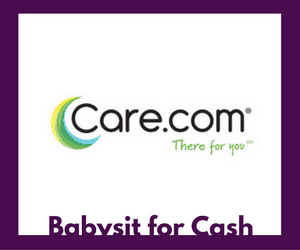 single mom make cash quickly babysitting on care.com or through craigslist.org
