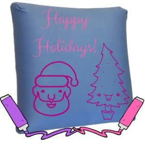 memory foam writing pillow 2016 holiday gift guide busy moms