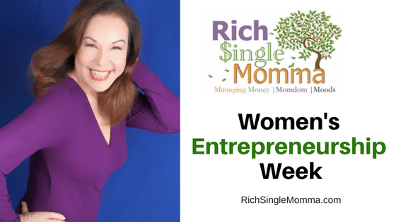 Women Entrepreneurs Week – Debra Stangl