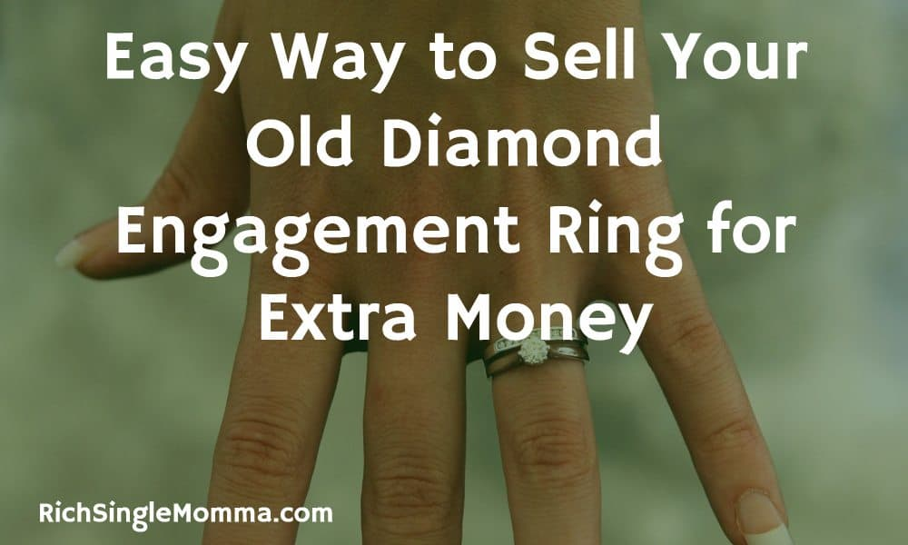 Easy Way to Sell Engagement Ring for Extra Money