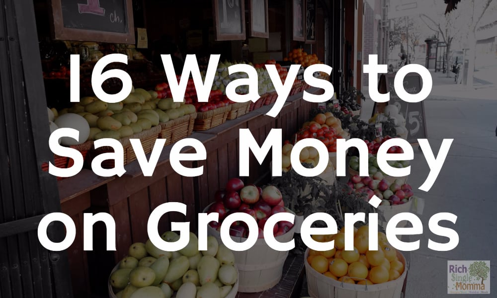16 Ways to Save Money on Groceries for Single Moms and Students