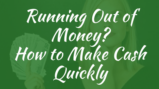 Single Mom Advice: How to Make Cash Quickly