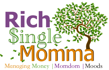 7 free single mom budget worksheets richsinglemomma